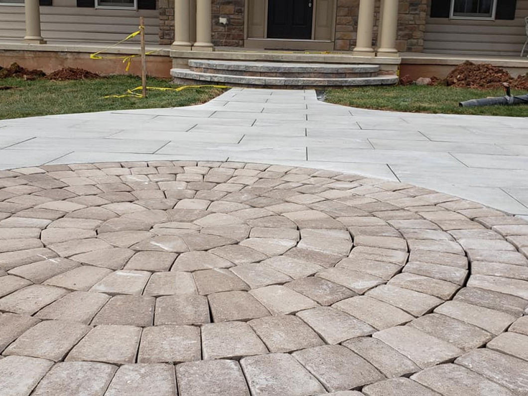 What types of hardscaping can you get for your yard?